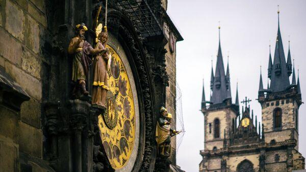 Staroměstský orloj - Sputnik Česká republika