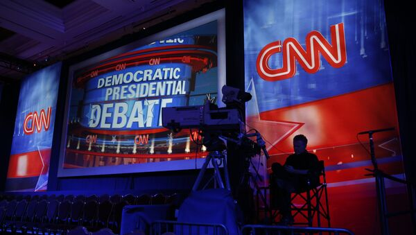 Debata na CNN - Sputnik Česká republika