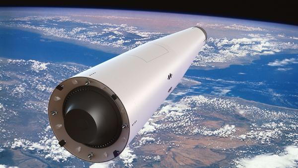 Vícerázová jednostupňová nosná raketa Korona - Sputnik Česká republika