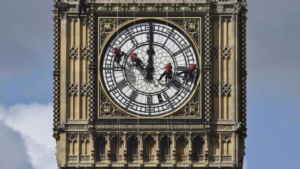 Big Ben, Londýn - Sputnik Česká republika