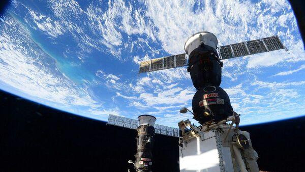 Mezinárodní vesmírná stanice (ISS) - Sputnik Česká republika