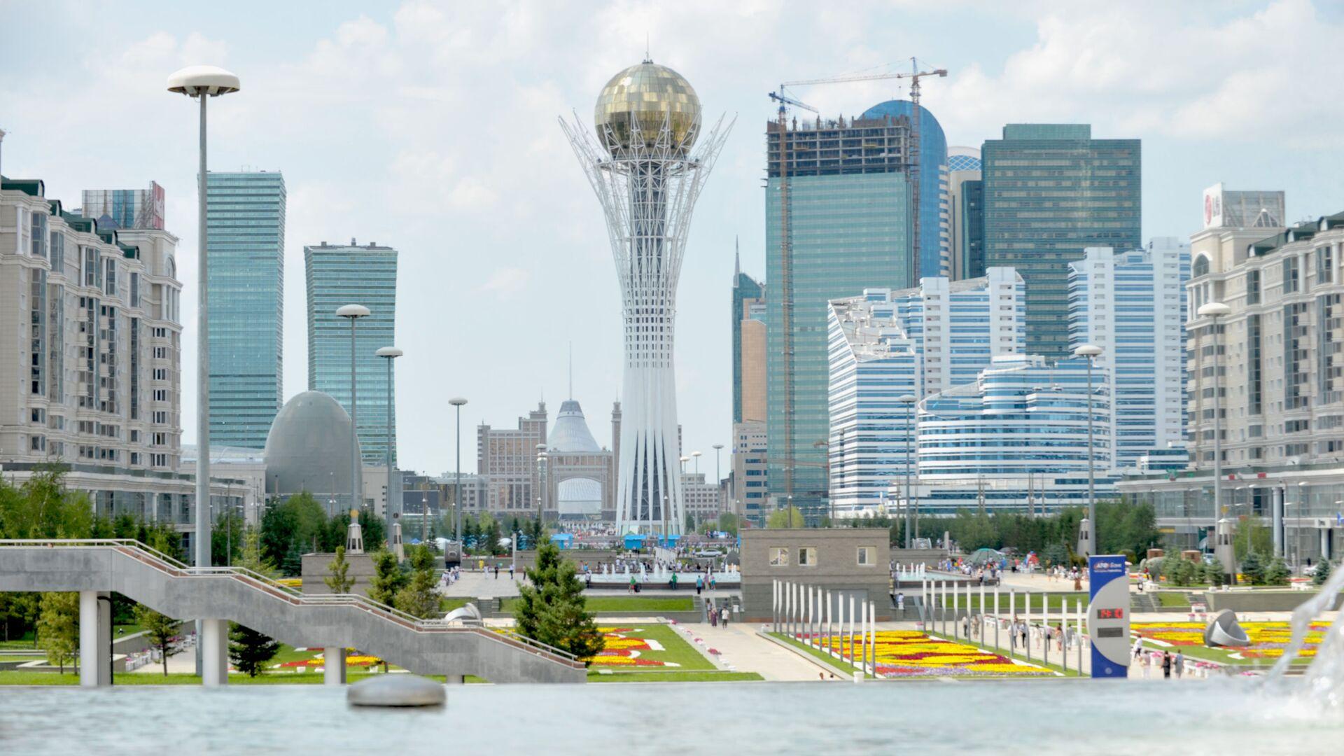 Kazachstán, Astana - Sputnik Česká republika, 1920, 21.09.2021