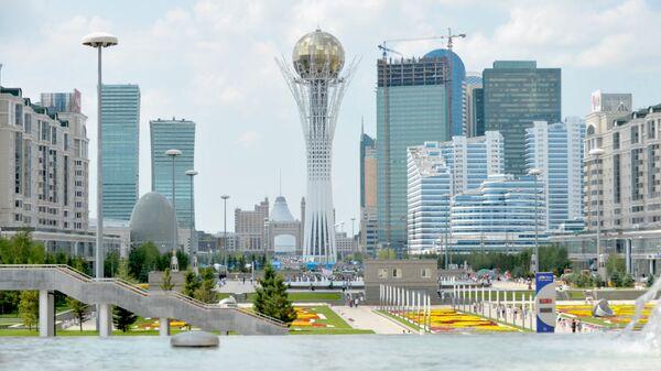 Kazachstán, Astana - Sputnik Česká republika