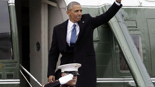 Barack Obama. Archivní foto - Sputnik Česká republika