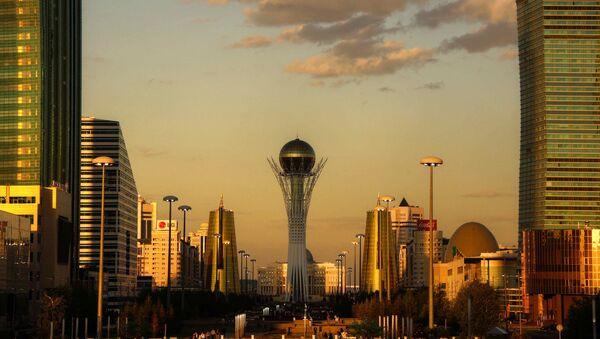 Astana. Kazakhstan - Sputnik Česká republika