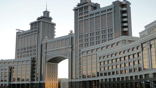 Kasachstans Hauptstadt Astana - Sputnik Česká republika