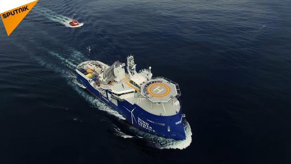 Windea La Cour – loď s přídí i zádí ve tvaru X - Sputnik Česká republika