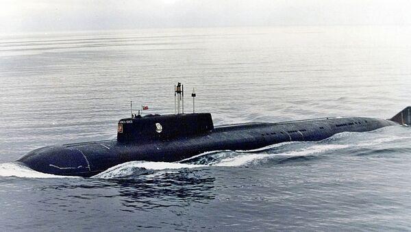 Ponorka Kursk - Sputnik Česká republika