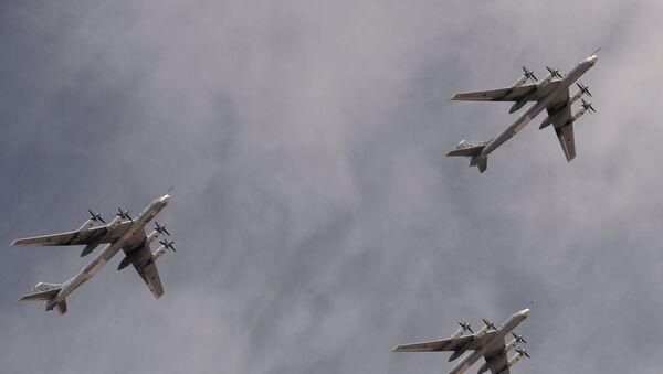Bombardéry Tu-95 - Sputnik Česká republika