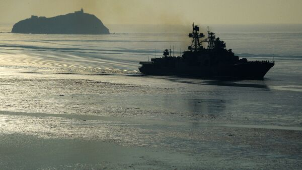 Velká protiponorková lod' Admirál Tribuc - Sputnik Česká republika
