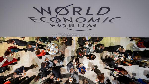 Světové ekonomické fórum (WEF) - Sputnik Česká republika