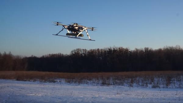 Dron Komandor - Sputnik Česká republika
