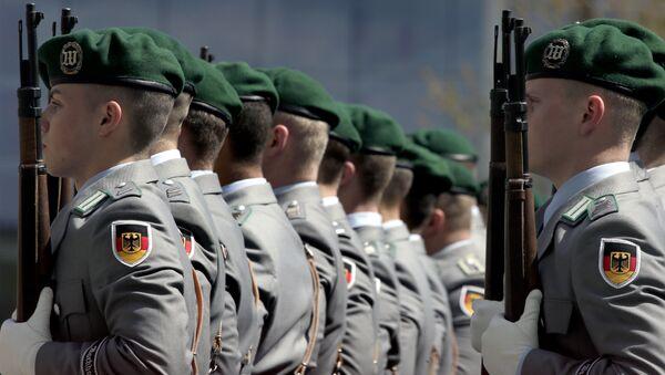 Německé vojáci - Sputnik Česká republika