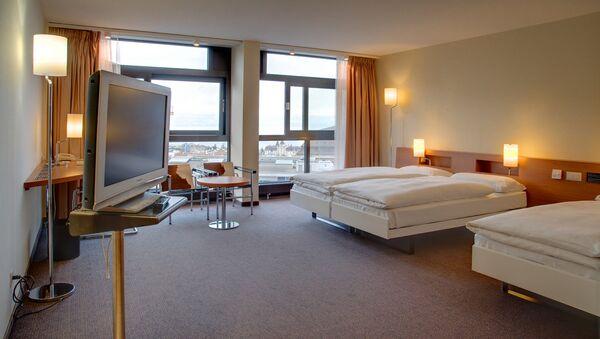 Hotel - Sputnik Česká republika