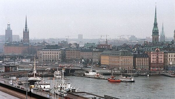 Stockholm - Sputnik Česká republika