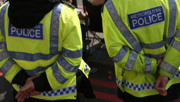 Policie v Londýně - Sputnik Česká republika