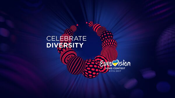 Logo Eurovize 2017 - Sputnik Česká republika