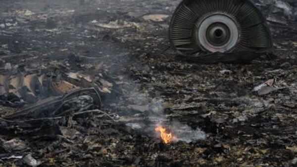 Havárie MH17 - Sputnik Česká republika