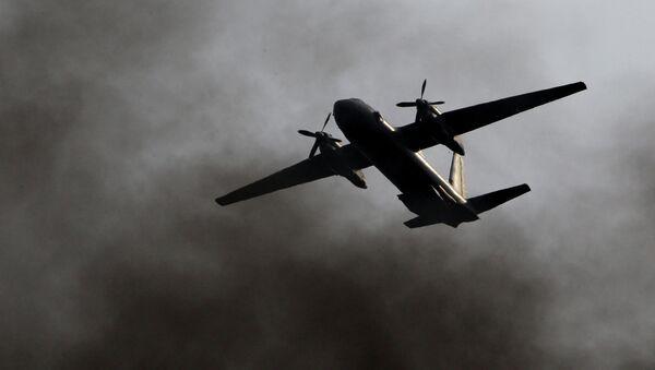 Transportní letoun An-26 - Sputnik Česká republika