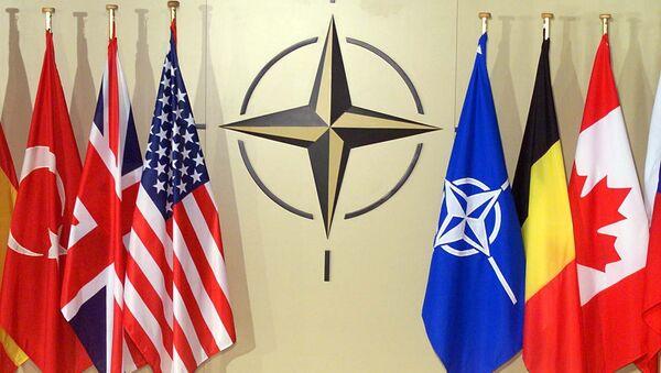 Sídliště NATO v Bruselu - Sputnik Česká republika