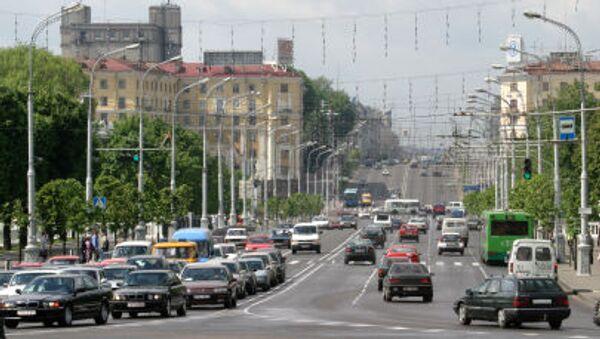 Minsk - Sputnik Česká republika
