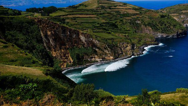 Azorské ostrovy - Sputnik Česká republika