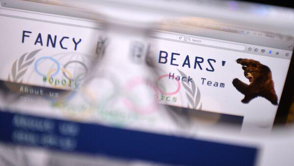 Hackerská skupina Fancy Bears - Sputnik Česká republika