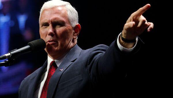 Viceprezident USA Mike Pence - Sputnik Česká republika