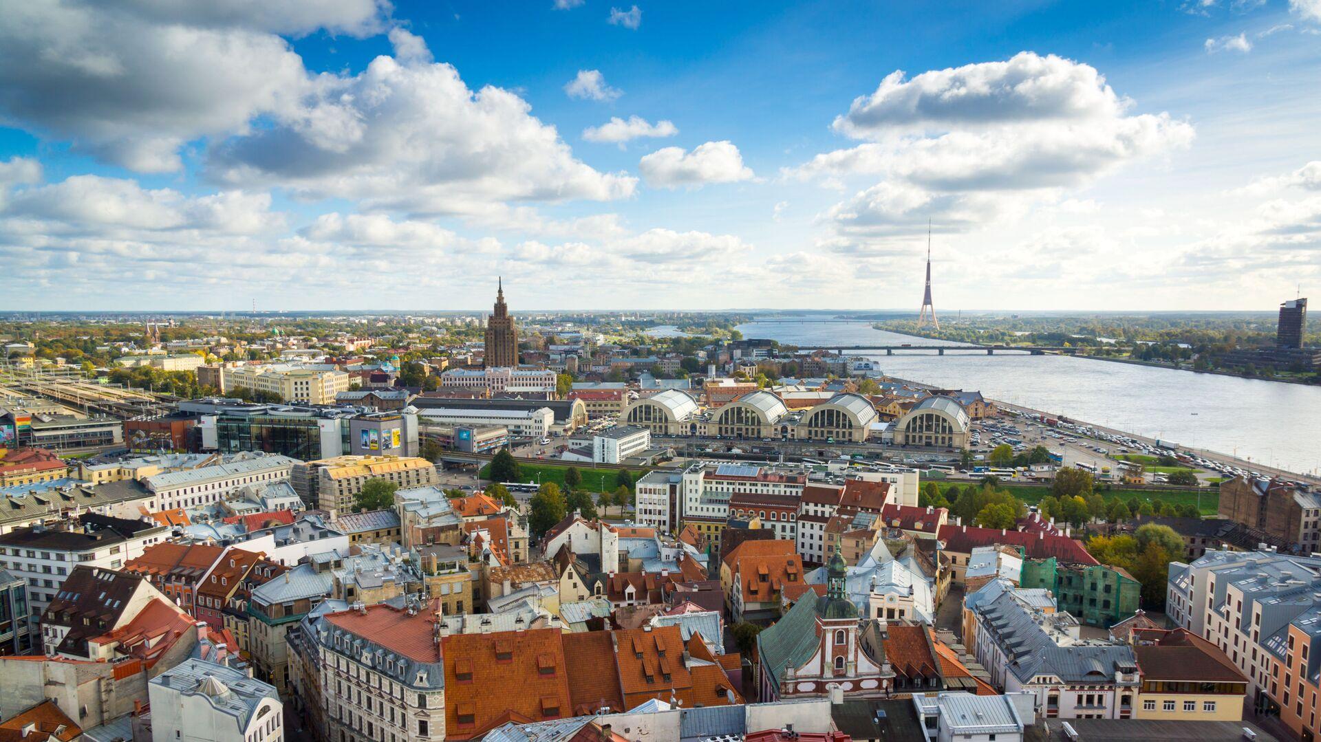 Riga, Lotyšsko - Sputnik Česká republika, 1920, 10.08.2021