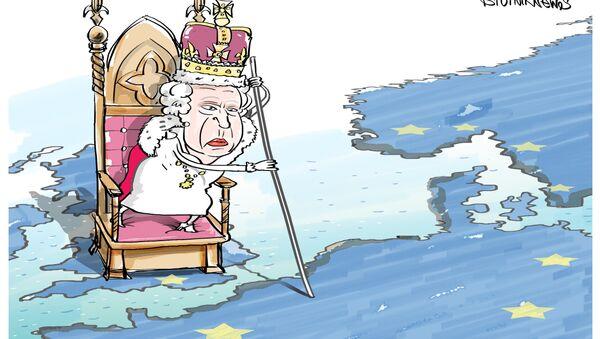Británie pryč z EU? - Sputnik Česká republika