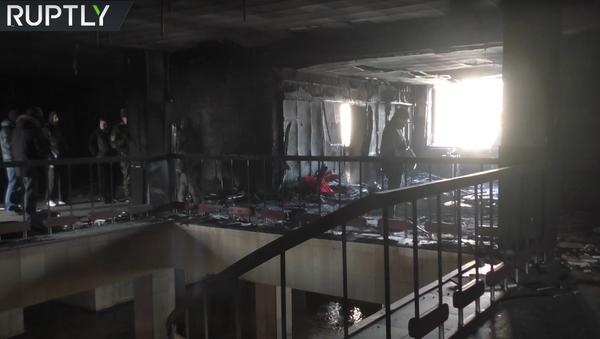 Bylo zveřejněno video z místa vraždy velitele praporu Somali Givi. Verze 2 - Sputnik Česká republika