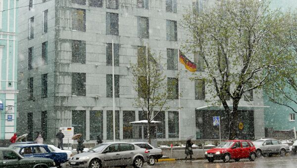 Velvyslanectví Německa v Kyjevě - Sputnik Česká republika