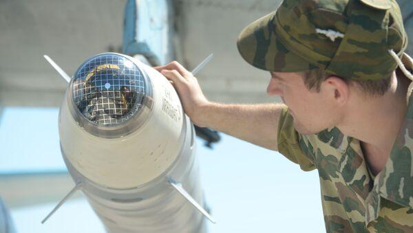 Raketa. Ilustrační foto - Sputnik Česká republika