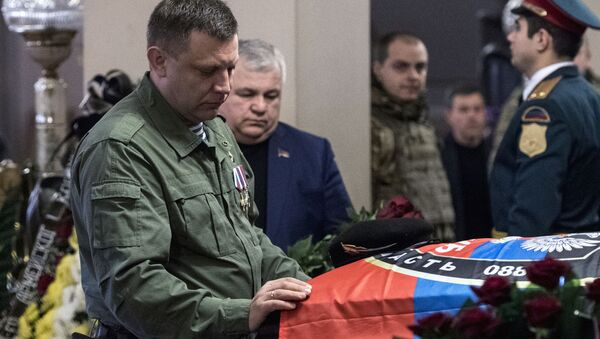 Pohřeby Michaila Tolstych - Sputnik Česká republika