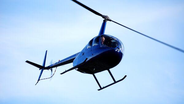 Vrtulník Robinson. Ilustrační foto - Sputnik Česká republika