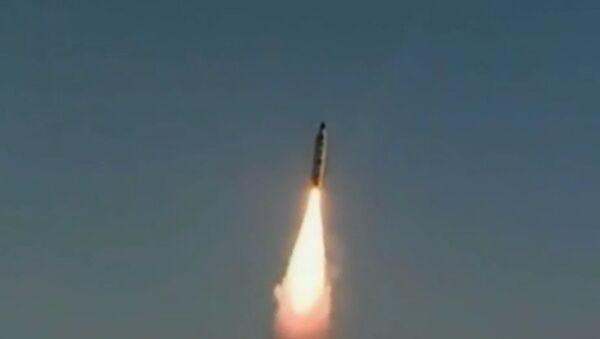 Severní Korea vystřelila raketu - Sputnik Česká republika
