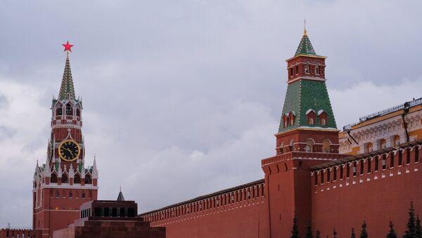 Pohled na Moskevský Kreml - Sputnik Česká republika
