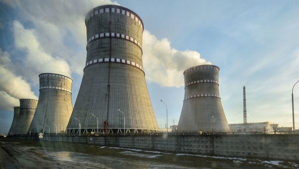 Rovněnská jaderná elektrárna na Ukrajině - Sputnik Česká republika