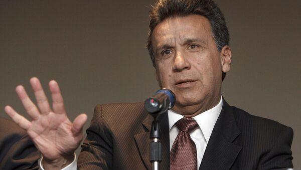 Prezident Ekvádoru Lenín Moreno - Sputnik Česká republika