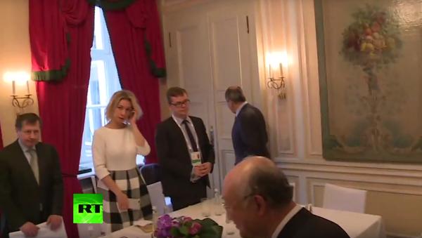 Lavrov před schůzkou s generálním tajemníkem MAAE prověřil pracovnu na odposlech - Sputnik Česká republika