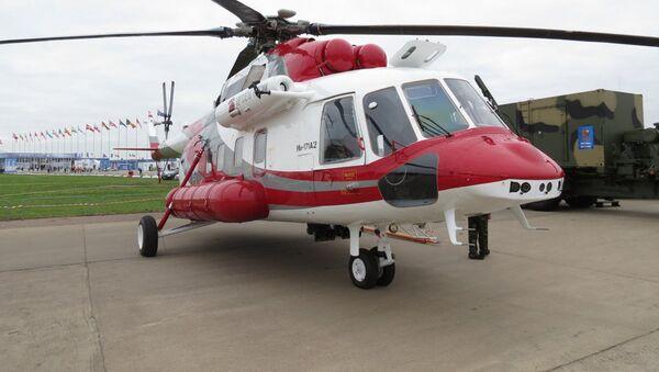 Mi-171A2 - Sputnik Česká republika