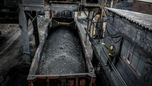 Důl v Doněcku - Sputnik Česká republika