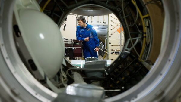 Ruský kosmonaut Oleg Kononěnko - Sputnik Česká republika