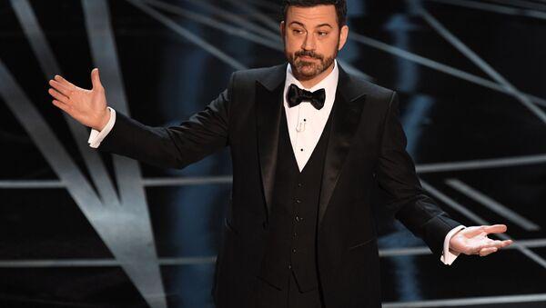 Moderátor Jimmy Kimmel - Sputnik Česká republika