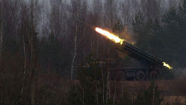 Raketový systém Smerč - Sputnik Česká republika