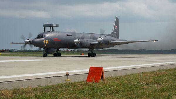 Letoun Il-38N. Ilustrační foto - Sputnik Česká republika
