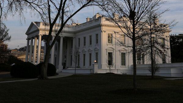 Budova Bílého domu ve Washingtonu - Sputnik Česká republika