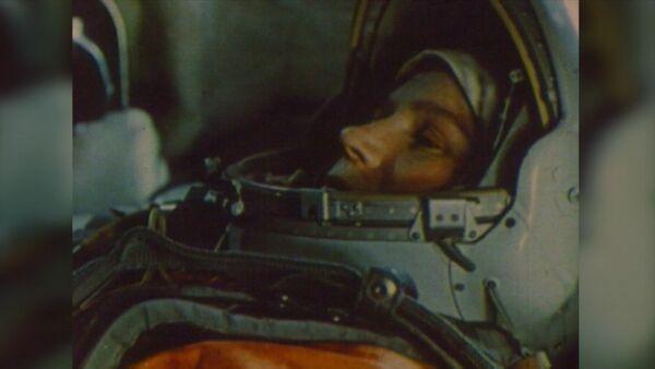 První kosmonautka Valentina Těreškovová - Sputnik Česká republika