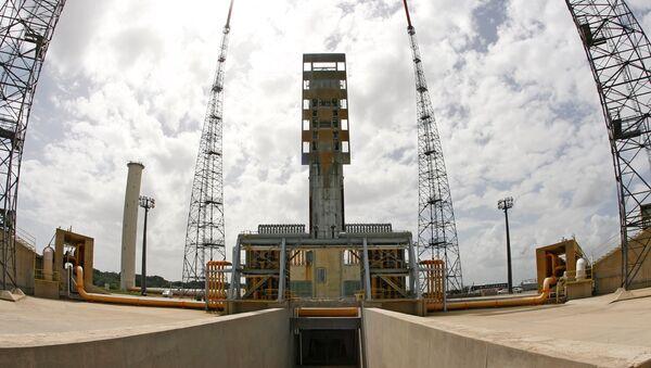 Kosmodrom Courou ve Francouzské Guyaně - Sputnik Česká republika