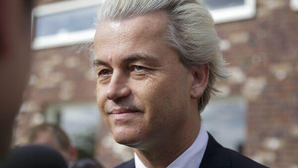 Geert Wilders - Sputnik Česká republika